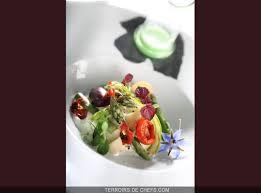 recette de cuisine de chef recette chef eric guerin burrata asperges recettes de chefs