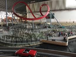 in abu dhabi roller coaster abu dhabi turbo track rollercoaster img 2741
