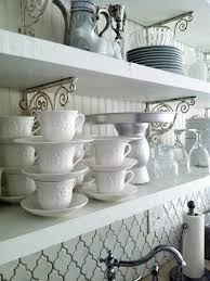 kitchen wall shelves for dishes count it all joy kitchen open