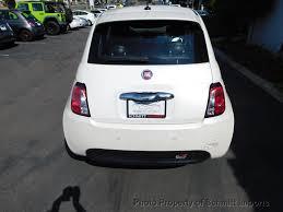 fiat hatchback 2014 used fiat 500e 500e 2dr hatchback battery electric at schmitt