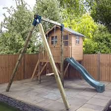 innovative kids outdoor playhouse decor showcasing exquisite small