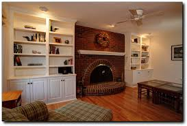 Built In Cabinets Living Room by Fireplace Cabinets In Fairfax Va Home Is Where Your Heart Is