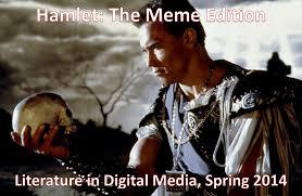 Film Memes - hamlet the meme edition literature in digital media