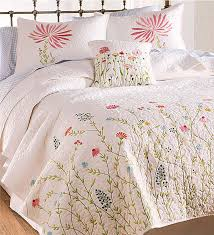 Quilted Bed Valance A Dictionary Of Bedding Terms