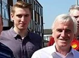 seconds of summer a team mp jeremy corbyn s son seb lands second plum job working on father s