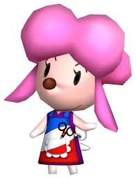 hair styles at the shoodle in animal crossing new leaf harriet animal crossing wiki fandom powered by wikia