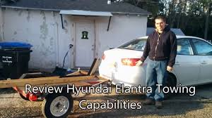 hyundai accent towing capacity review elantra towing