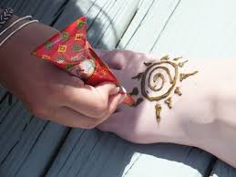 henna tattoo recipe homemade tattoo design