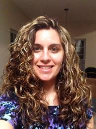can hair be slightly curly or wavy easy frizz free curly wavy styling 2b 2c 3a hair part 1 youtube