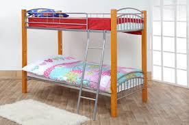 Barcelona Bunk Bed Barcelona Single 3ft Wood Metal Bunk Bed Frame
