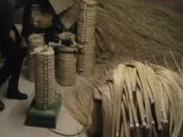 rattan vine to chair seat weaving material youtube