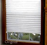 Blackout Paper Blinds Home Improvement Review Temporary Paper Window Shades