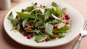 barefoot contessa arugula salad pomegranate arugula salad recipe tyler florence food network