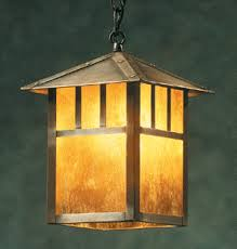 Arts Crafts Lighting Fixtures D Arts Crafts Copper Hanging Lantern Ach 310 Welcome To