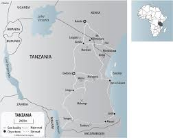Where Is Nepal On The Map Tanzanite Mines Of Merelani Working The Blueseam