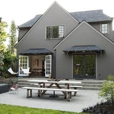 36 best exterior house colors with brown roof images on pinterest