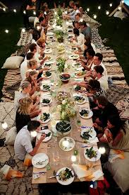 outdoor entertaining ideas by eye swoon photo by photographed by