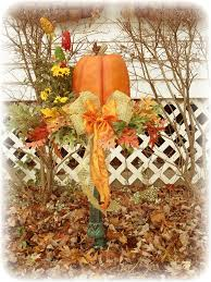 the 25 best outside fall decorations ideas on front