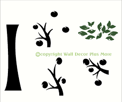 tree wall decal silhouette vinyl stickers for family photo with tree wall decal silhouette vinyl stickers for family photo with leaves branches loading zoom