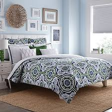 Teal Duvet Cover Real Simple Sutton Duvet Cover Bed Bath U0026 Beyond