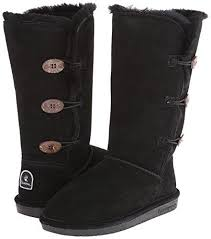 ugg womens laurin boots black bearpaw s boots 1656w free shipping free