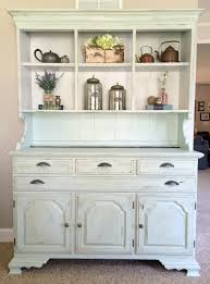 How To Distress White Kitchen Cabinets How To Paint And Distress A Wood Hutch Sobremesa Stories
