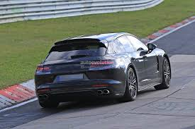 porsche panamera sport turismo production version confirmed due in