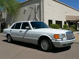mercedes 420sel 1990 mercedes 420sel sedan 116500