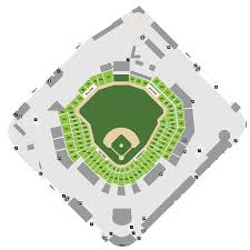 Mlb Map Busch Stadium Map St Louis Cardinals