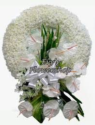 funeral flowers delivery best funeral flower delivery in quezon city i evys flower shop