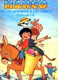 Marco, De Los Apeninos A Los Andes (Serie De TV)