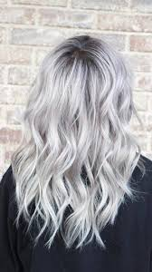 silver hair 2018 rooted hair colors to turn your best hair color ideas