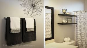 White Bathroom Decorating Ideas Enchanting 20 Black And Beige Bathroom Decor Inspiration Of Best
