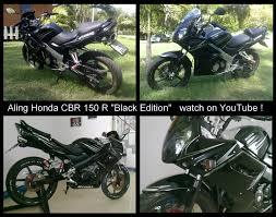 honda cbr 150 black price sell honda cbr 150 r