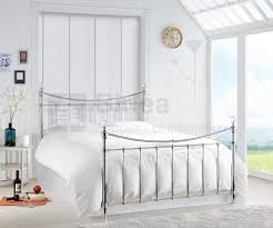 Metal Bed Frame Double Alexa Metal Bed Frame