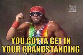 Randy Savage Meme - brag randy savage gif find share on giphy