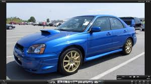 2004 subaru impreza wrx new subaru car