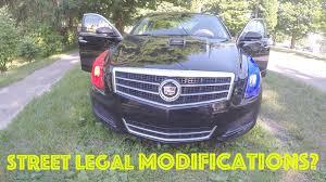cadillac ats headlights 2014 cadillac ats modifications