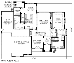 european style house plan 4 beds 2 50 baths 2855 sq ft plan 70 993