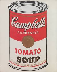 andy warhol andy warhol cbell s soup cans and other works 1953 1967 moma