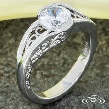 custom jewelry engraving design your own engagement ring custom jewelry gallery