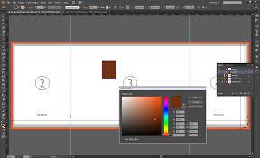 tutorial sweet gate fold brochure template saxoprint blog uk