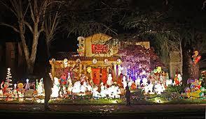 christmas light tour sacramento local christmas lights