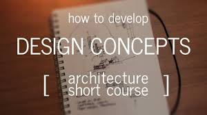 Architecture Short Course How to Develop a Design Concept  YouTube
