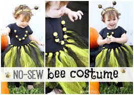 Halloween Costumes Bee Sew Bee Costume Minute Sugar Bee Crafts