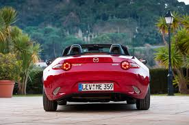 mazda mx5 2016 mazda mx 5 miata 1 5l review