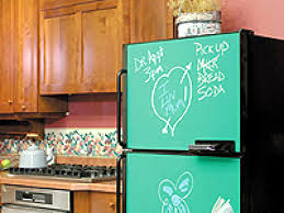 a facelift for the fridge hgtv a facelift kitchenrk 4