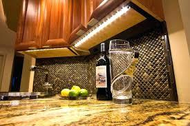 Kitchen Counter Lighting Best Kitchen Cabinet Lighting Best Cabinet Led