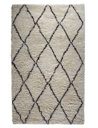 Thick Pile Rug Deep Pile African Benni Rug Ben01 Various Sizes Available
