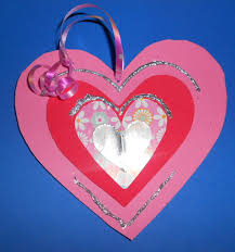 james u0026may arts and crafts blog love heart crafts for children